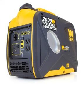 quietist portable generator